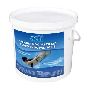 ACTI-CHEMICAL Chlore choc 5kg