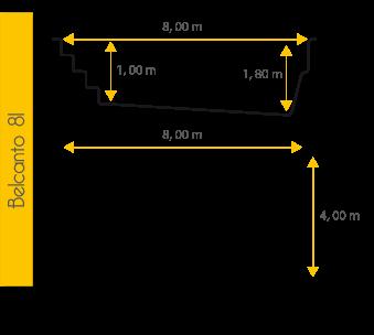 Piscine Excel Modèle Belcanto 81