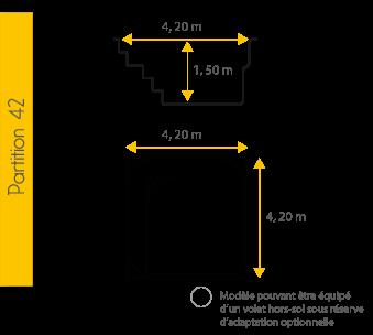 Piscine Excel Modèle Partition 42