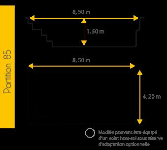 Piscine Excel Modèle Partition 85
